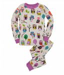 Hatley Party Owls Long John Pyjamas. PJOWLS001 Available 2/6/7 Years